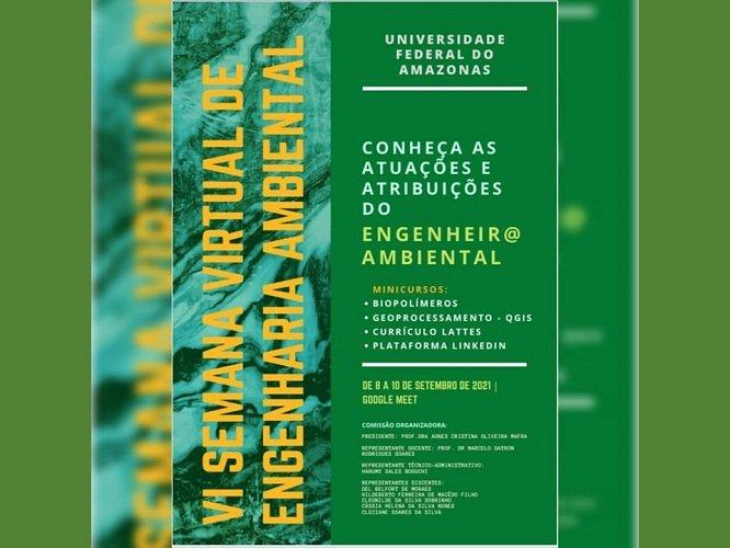 VI Semana Acadêmica de Engenharia Ambiental